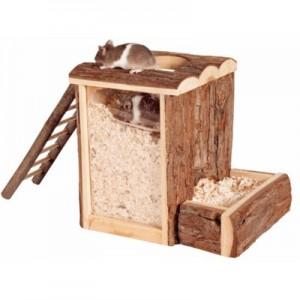 Trixie Juguete Torreon para hamsters y pequeños roedores