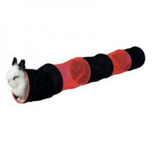 Trixie Tunel de juego extensible para conejos y cobayas