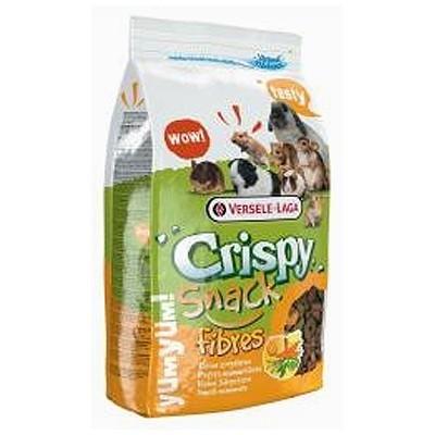 Versele Laga Crispy Snack FIBRAS para roedores 650 gr