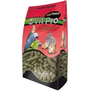 Vit Pro Snack con palitos de alfalfa para conejos y roedores 400 gr