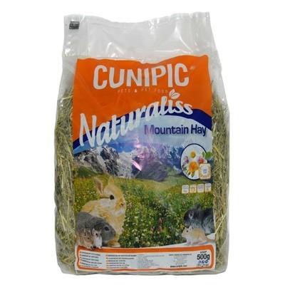 Cunipic Heno de festuca multifloral para roedores 500 gr