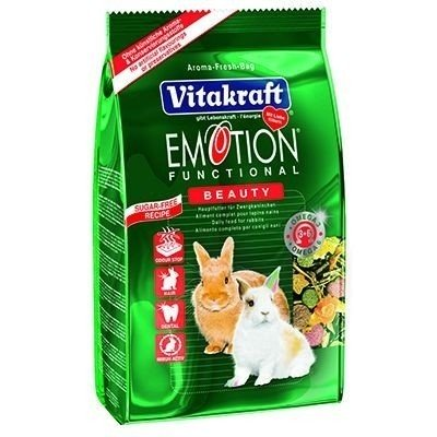 Vitakraft Pienso Beauty Emotion para conejos 600 gr