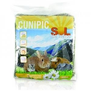 Cunipic Sol de Heno con Manzanilla para roedores 500 gr