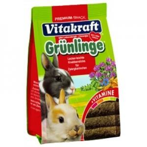 Vitakraft Greenies Bastoncitos alfalfa para Conejos 50 gr