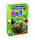 Vitakraft Party Rollis de alfalfa para roedores 500 gr