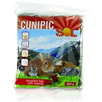 Cunipic Sol de Heno con Frutos Silvestres para roedores 500 gr