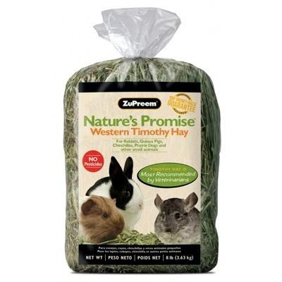 Zupreem Heno Timothy Western Hay para conejos y roedores