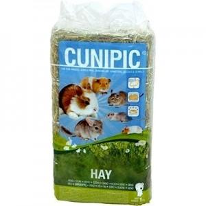 Cunipic Heno prensado Fibra para conejos y cobayas