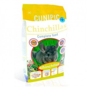Cunipic Alimentacion para Chinchillas