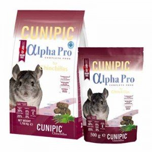 Cunipic Alpha Pro Pienso para Chinchillas Grain Free