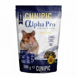 Cunipic Alpha Pro Pienso para Hamster