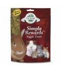 Oxbow golosinas saludables de frutas para conejos y roedores