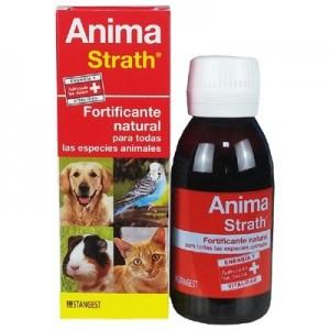 Vitaminas Anima Strath para conejos y roedores