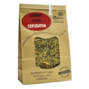 Ribero Gamma Coad depurativa para conejos y roedores