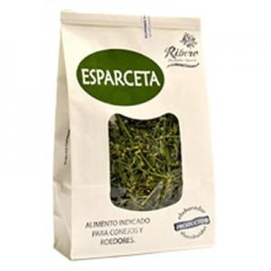 Ribero Esparceta hierba premium para conejos y roedores