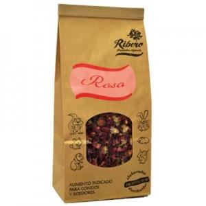 Ribero Rosa hierba gourmet para conejos y roedores