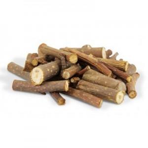 JR FARM Palitos de madera de manzano para roer para conejos y roedores
