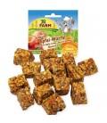 JR FARM Tacos de manzana y zanahoria para roedores