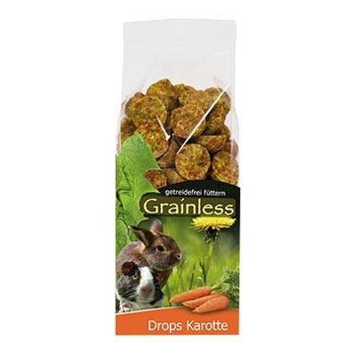 JR FARM Drops grainless con zanahoria para roedores