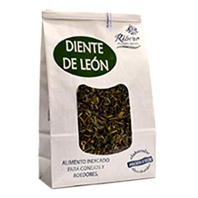 Ribero Diente de León hierba premium para conejos y roedores