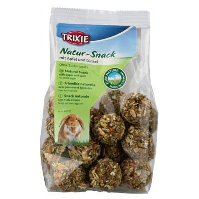 Trixie Snack Bolitas de Manzana y Espelta 140 gr