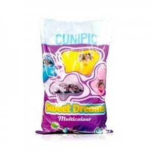 Cunipic Sweet dreams multicolor cama-nido para hamsters