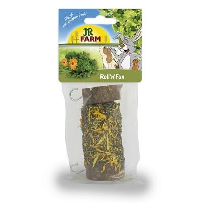 JR FARM Roll'N'Fun Rollito snack con hierbas para roedores