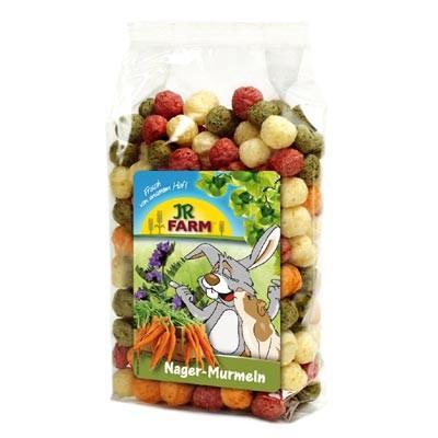 JR FARM Bolas de verdura para roedores