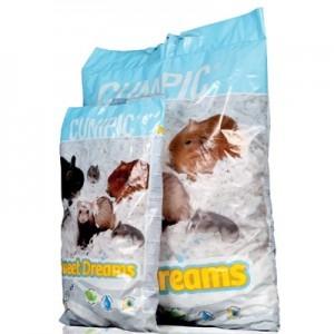Cunipic Sweet Dreams cama de papel prensado ecologico para roedores