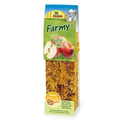 JR FARM Barritas FARMY´S de Manzana para roedores