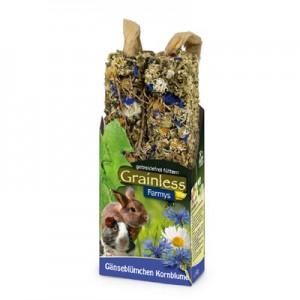 JR FARM Barritas FARMY´S Grainless de Margarita para roedores