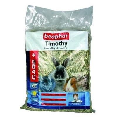 Beaphar Care+ Heno Timothy de Fleo para conejos y roedores 1 Kg
