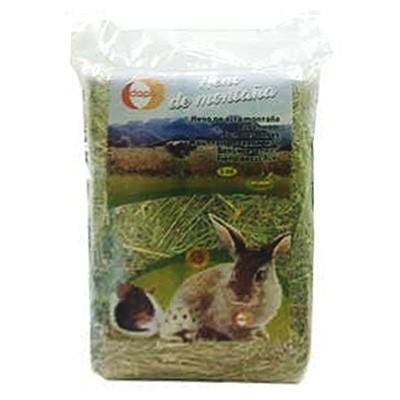 Dapac Heno Natural de Alta Montaña para roedores 1 Kgr