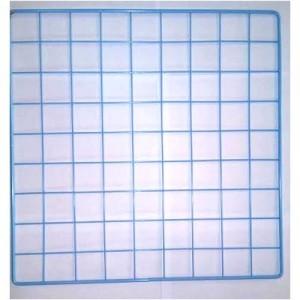 CagesCubes - Panel/Grid AZUL de 35.5 x 35.5 cms (1 ud)