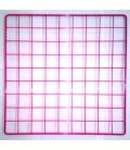 CagesCubes - Panel/Grid Rosa de 35.5 x 35.5 cms (1 ud)