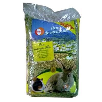 Dapac Heno Sierra de Gredos de Manzanilla para roedores 500 gr + 200 gr Gratis