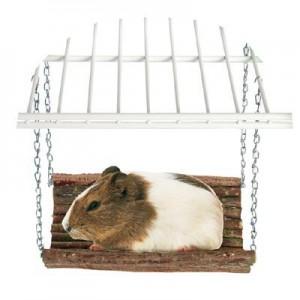 Karlie Columpio Hamaca colgante para cobayas y roedores