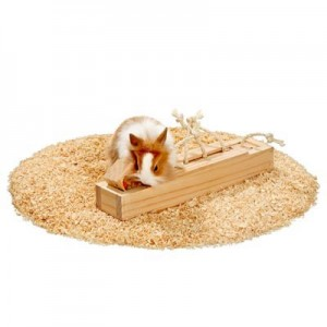 Karlie Cubo 6 bloques juego de inteligencia para conejos y roedores