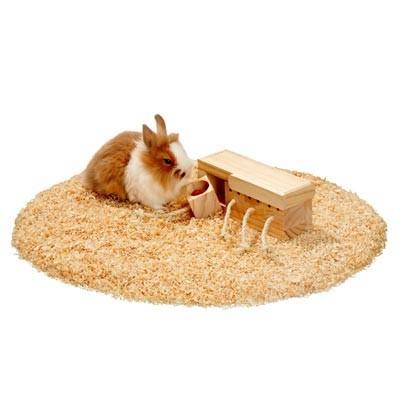 Karlie Cubo 4 bloques juego de inteligencia para conejos y roedores