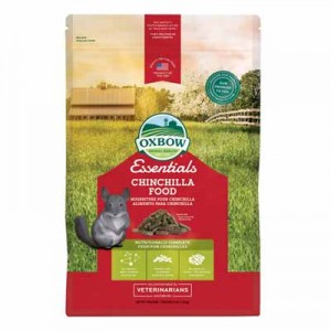 Oxbow Comida para Chinchillas 1.36 Kg