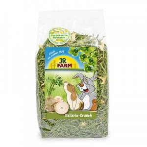 JR FARM Natur Crunchy de Apio para conejos y roedores
