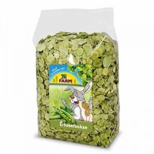 JR FARM Copos de guisante para conejos y roedores