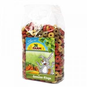 JR FARM Anillos de verdura para roedores 200 gr
