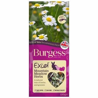 Burgess Excel Mix Hierbas de Montaña