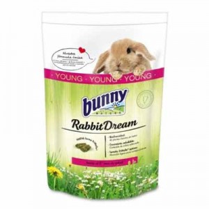 Bunny pienso para conejos jovenes baby dream nature