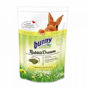 Bunny pienso para conejo adulto basic dream