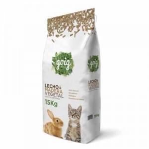 Goig - cama natural Lecho Higienico universal para conejos y roedores