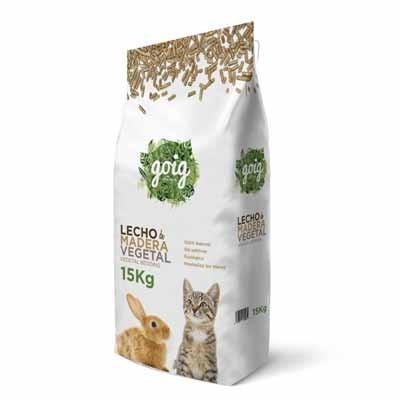 Goig retorn lecho Higienico universal para conejos y roedores