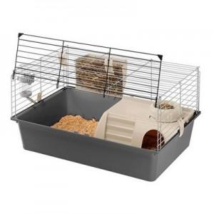 Ferplast Jaula CAVIE 15 para conejos y cobayas