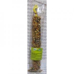 Nestor Barrita Mix 115 grs para conejos y roedores